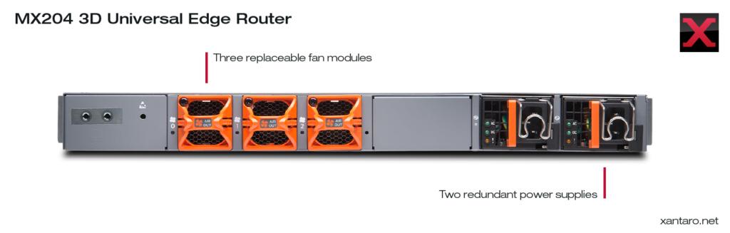 Juniper Networks MX204 |Xantaro