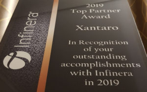 Xantaro | Infinera Top Partner