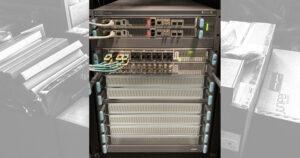 Juniper MX10008 im XT3Lab | Xantaro