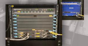 Juniper SRX5600 im XT3Lab | Xantaro